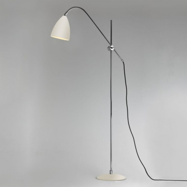 Astro Lighting Joel Floor Lamp - 1 Light, Cream
