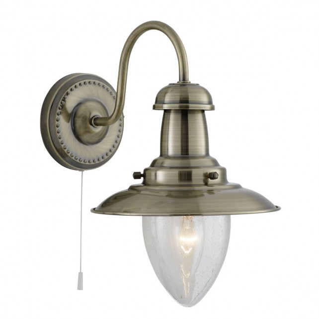 Fisherman Lantern Wall Light (switched)