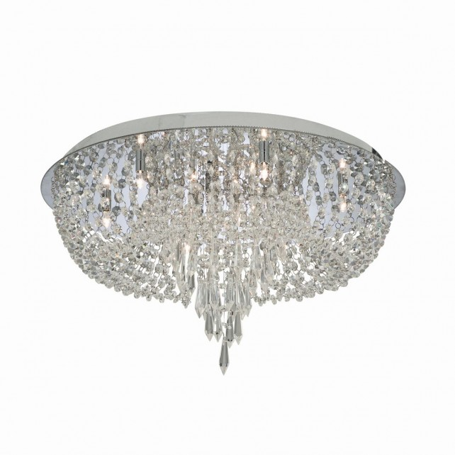 Bijoux Flush Ceiling Light