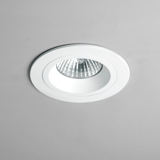 Astro Lighting Taro Fire Resistant Downlight- 1 Light, White