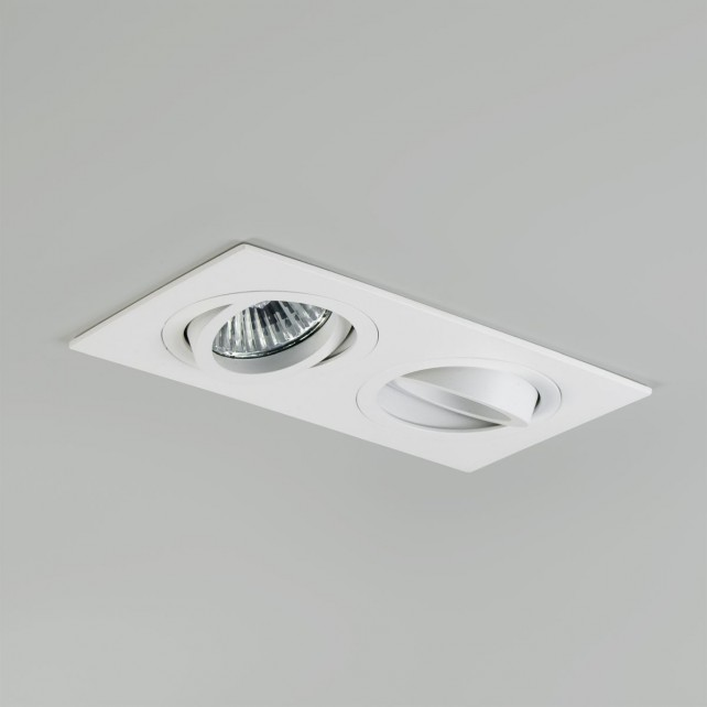 Astro Lighting Taro Downlight - 2 Light, White