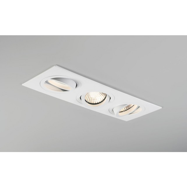 Astro Lighting Taro Downlight - 3 Light, White