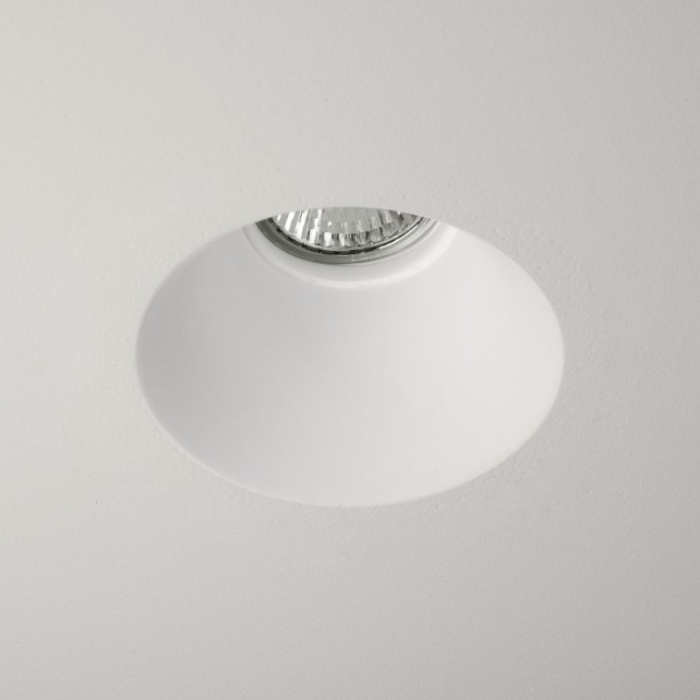 Astro Lighting Blanco Round Ceiling Light - 1 Light, White