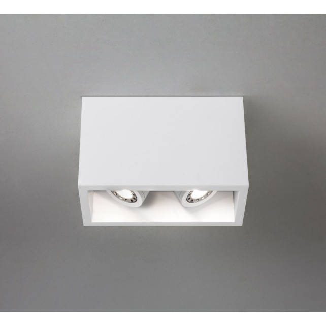 Astro Lighting Osca 140 Downlight - 2 Light, White