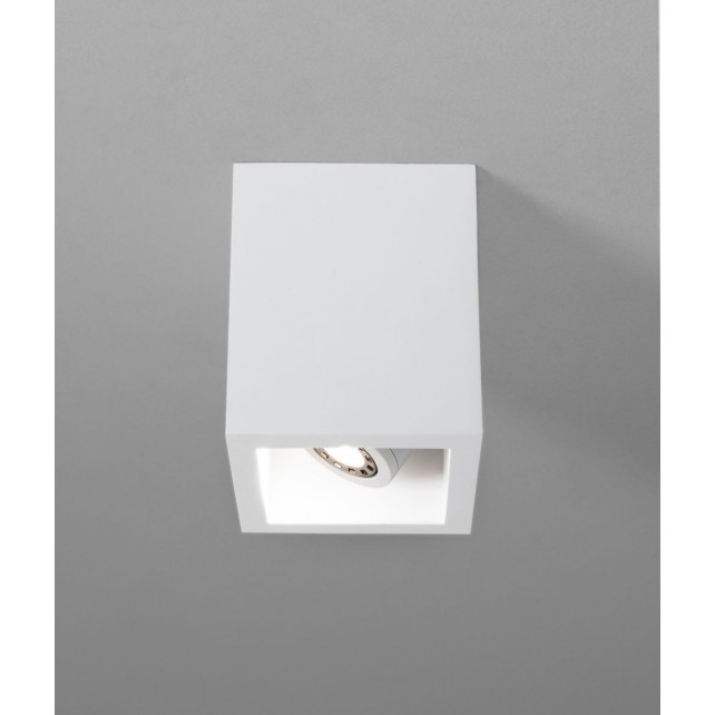 Astro Lighting Osca 140 Square Downlight - 1 Light, White