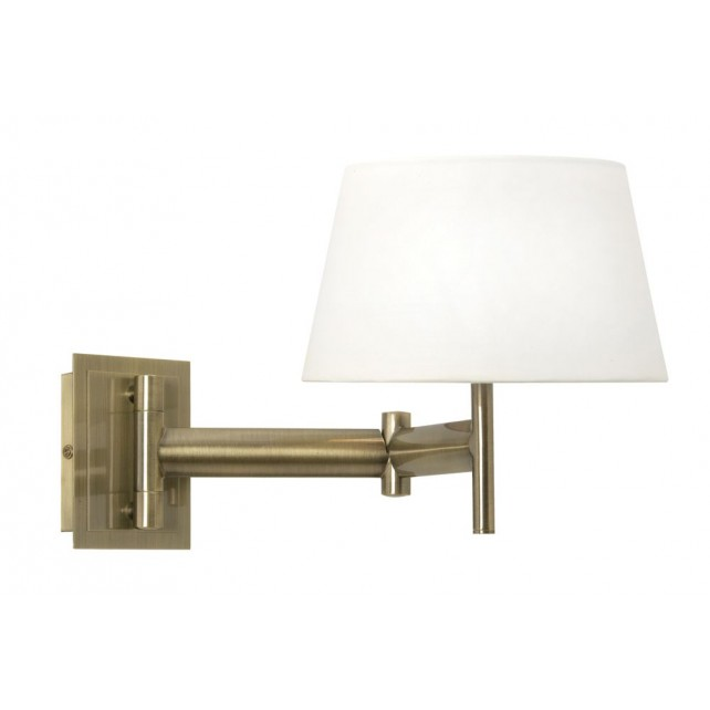 Finley Wall Light - Antique Brass