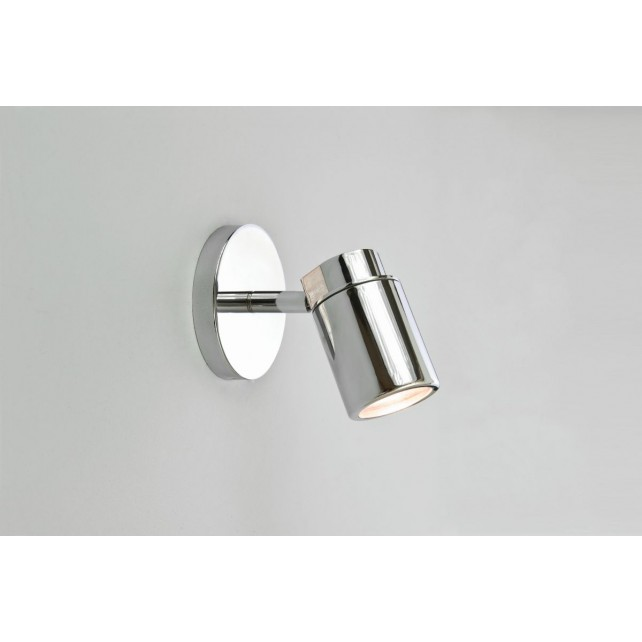 Astro Lighting Como Bathroom Spotlight - 1 Light, Polished chrome