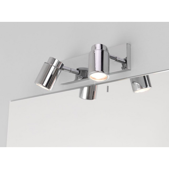 Astro Lighting Como Spotlight - 2 Light, Polished chrome