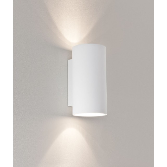 Astro Lighting Bologna 240 Wall Light - 2 Light, White