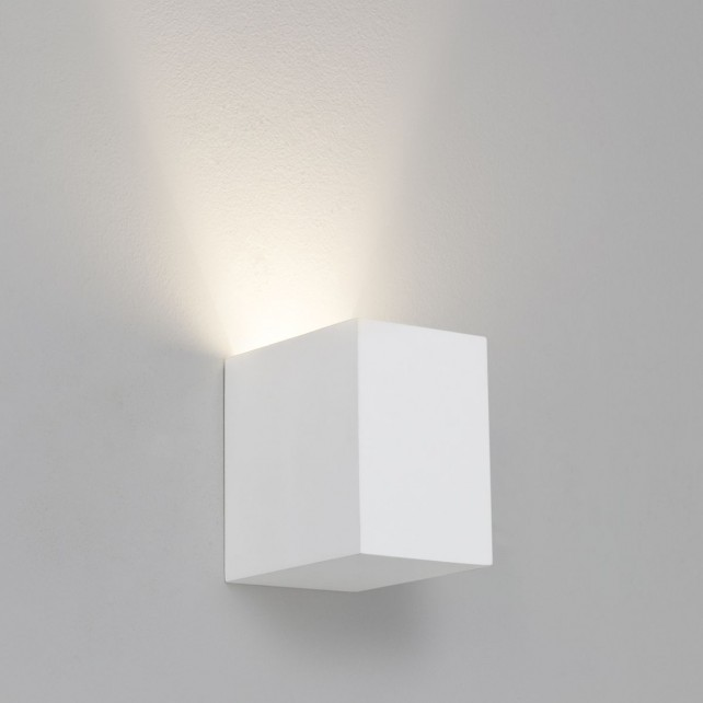 Astro Lighting Parma 110 Wall Light - 1 Light, White