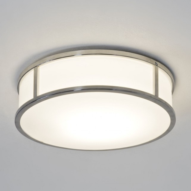 Astro Lighting Mashiko Round 300 Ceiling Light - 1 Light, Polished Chrome