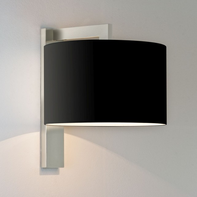 Astro Lighting Ravello Wall Light -1 Light, Matt Nickel