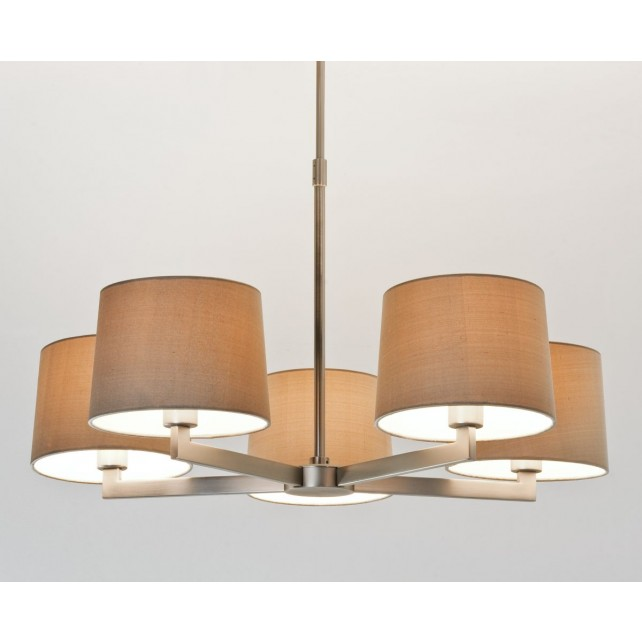 Astro Lighting Martina Pendant - 5 Light, Matt Nickel