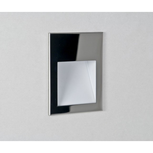 Astro Lighting Borgo 90 Wall Light - 1 Light, Stainless Steel