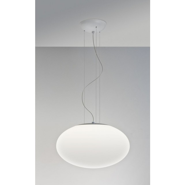 Astro Lighting Zeppo Pendant 400 - 1 Light, White