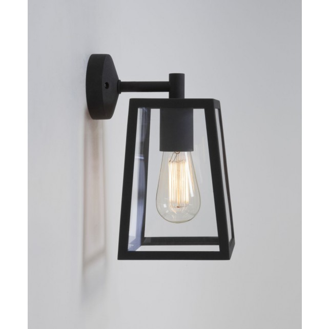 Astro Lighting Calvi 1 Light Wall Light Black