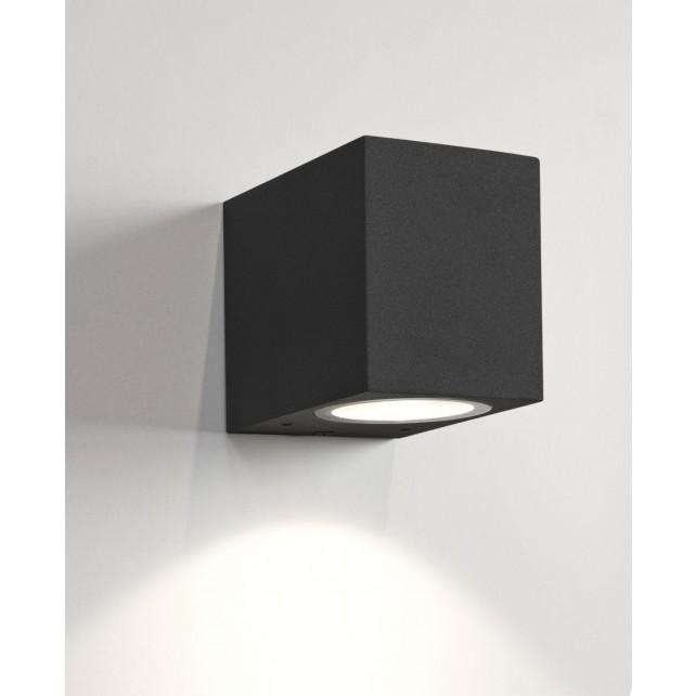 Astro Lighting Chios 80 Wall Light Black - 1-Light