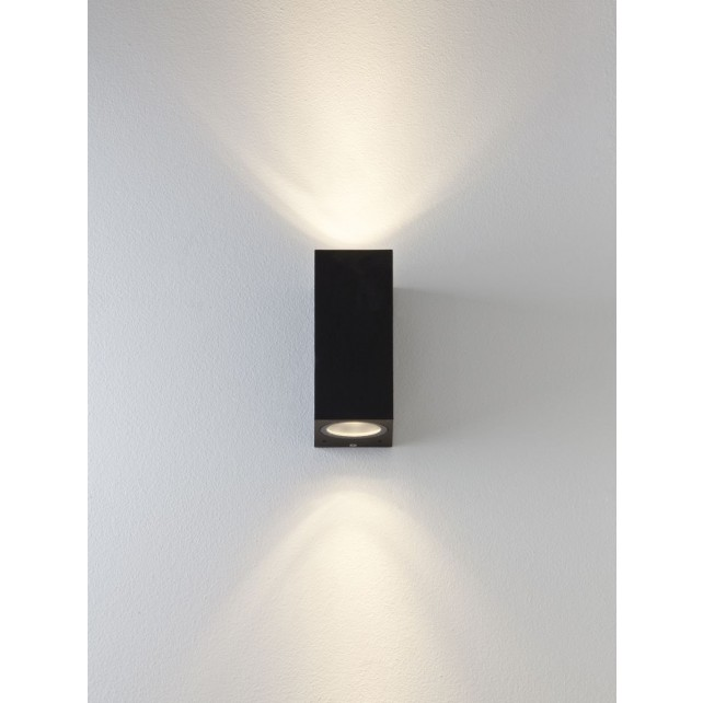 Astro Lighting Chios 150 Wall Light Black - 2-Light