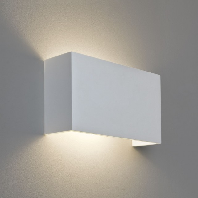 Astro Lighting Pella 325 Wall Light - 1 Light, White