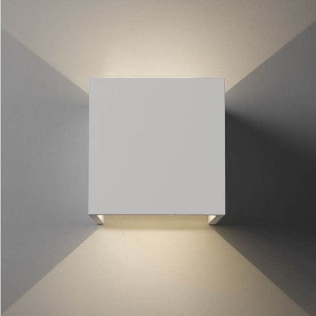 Astro Lighting Pienza LED Wall Light - 2 Light, White