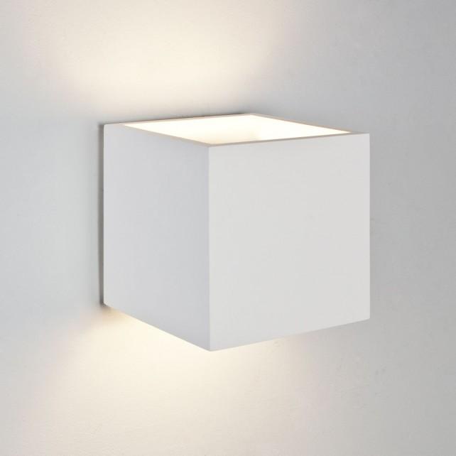Astro Lighting Pienza 165 Wall Light - 1 Light, White
