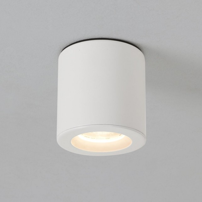 Astro Lighting Kos Ceiling Light -1 Light, White