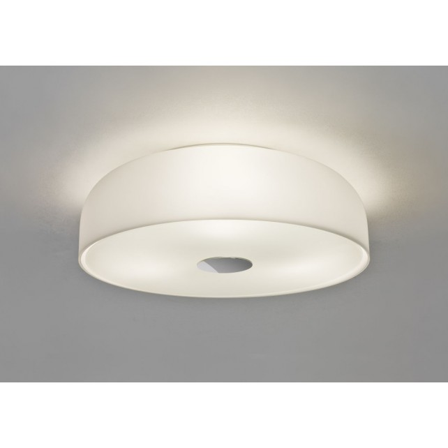 Astro Lighting Syros Ceiling Light -3 Light, White Glass