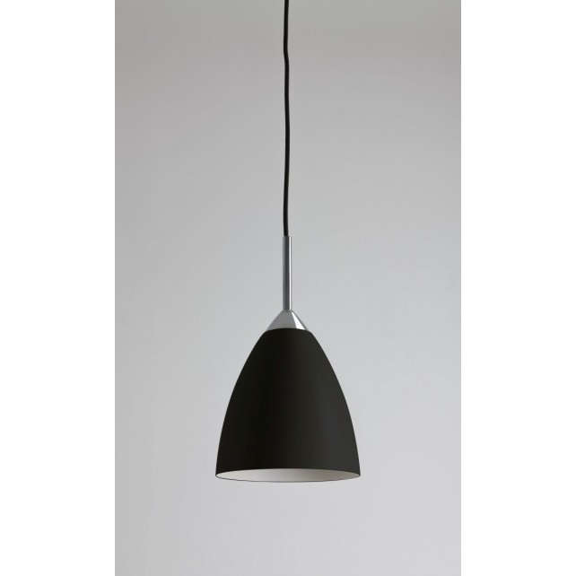 Astro Lighting Joel Pendant -1 Light, Black