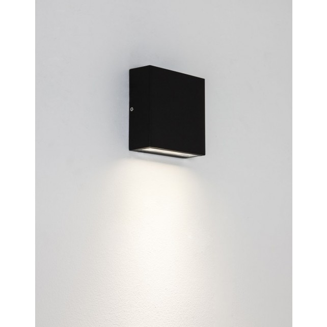 Astro Lighting Elis Wall Light Black - 3-Light