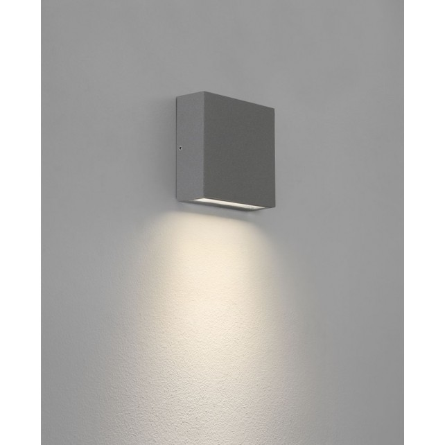 Astro Lighting Elis Wall Light Silver - 3-Light