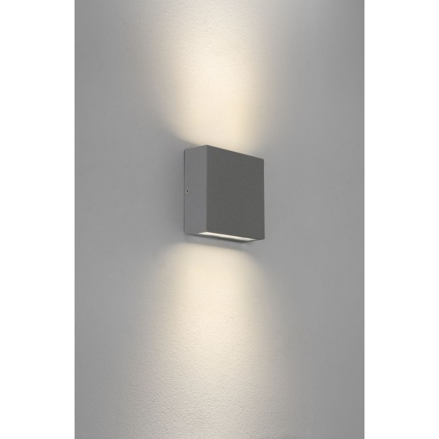 Astro Lighting Elis Wall Light Silver - 6-Light