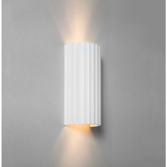 Astro Lighting Kymi 300 Wall Light - 2 Light, White