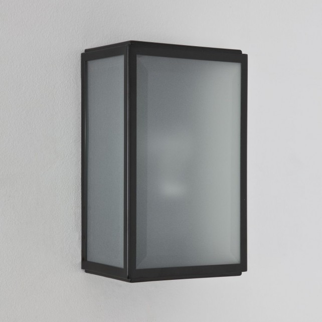 Astro Lighting Homefield Sensor Wall Light Black - 1-Light