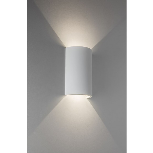 Astro Lighting Serifos 170 Wall Light - 2 Light, White
