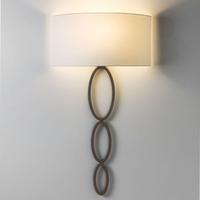 Astro Lighting Valbonne Wall Light - 1 Light, Bronze