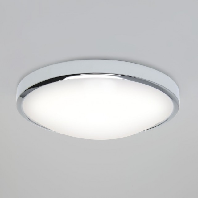 Astro Lighting Osaka 350 Ceiling Light Polished Chrome