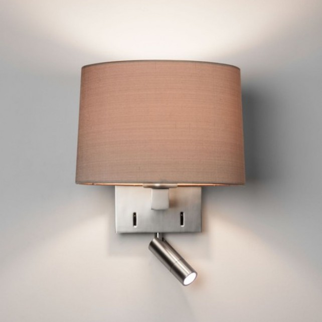 Astro Lighting Azumi Reader Wall Light - 1 Light, Bronze