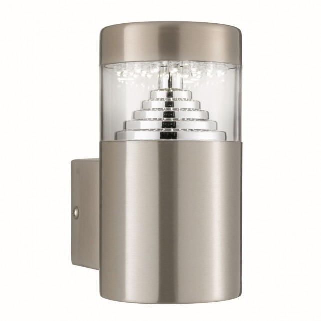 LED Outdoor light - Stainless Steel Wall Light
