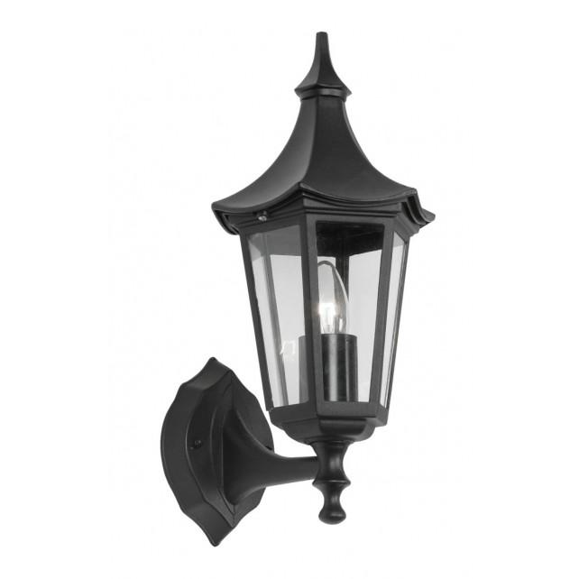 Oaks Lighting 811 UP Bk - Witton Up Black