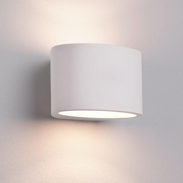 Gypsum G9 Circle Wall Washer - 1 Light