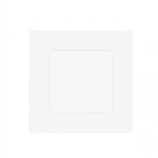 RECESSED LED SPOT 85X85 WHITE 4000K'FUEV