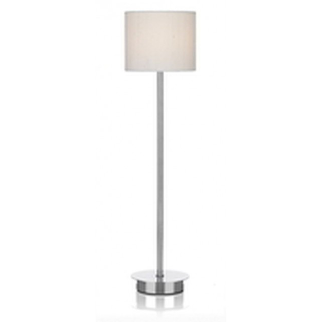 Abyss Silk Shade Ivory (Shade Only) (40w Max)