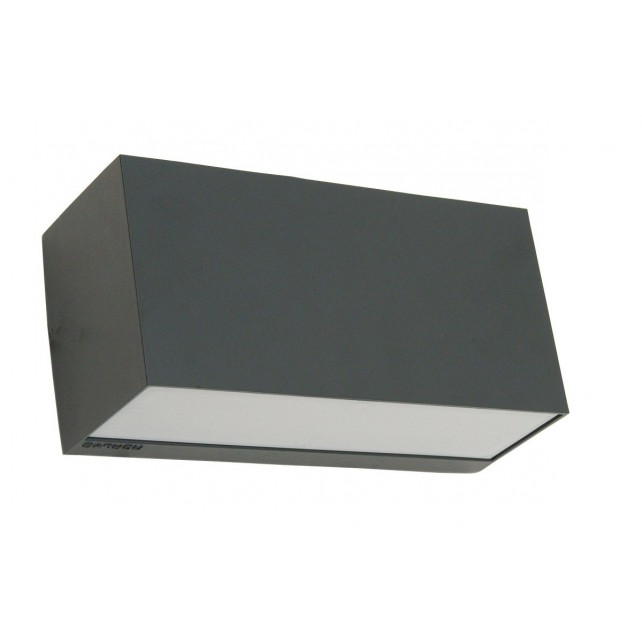 Norlys ASKER UD 18W GRA Asker Up/Down Light 18W Graphite