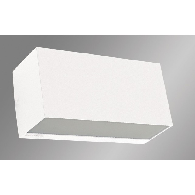 Norlys ASKER UD 18W WHT Asker Up/Down Light 18W White