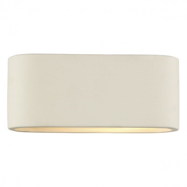 Axton Ceramic Wall Light - Small
