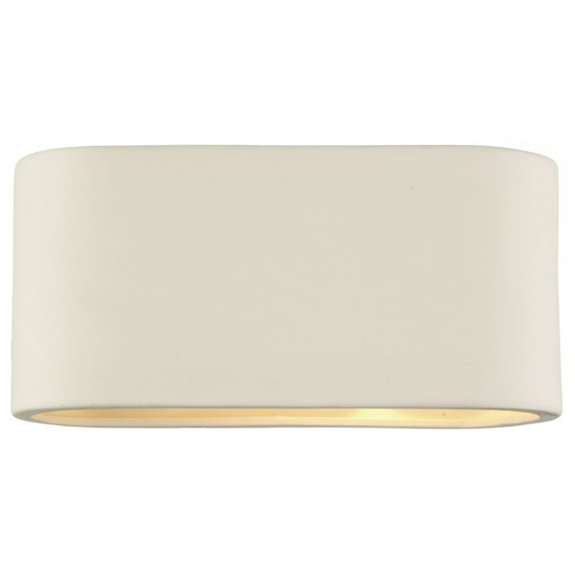 Axton Ceramic Wall Light - Large