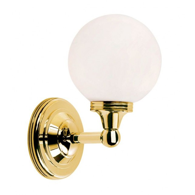 Elstead BATH/AUSTEN4 PB Austen4 Wall Light Polished Brass