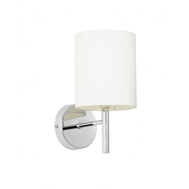 Brio Wall Light - Chrome