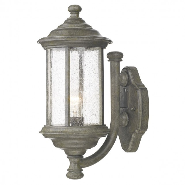 Brompton Outdoor Wall Light - Old Iron