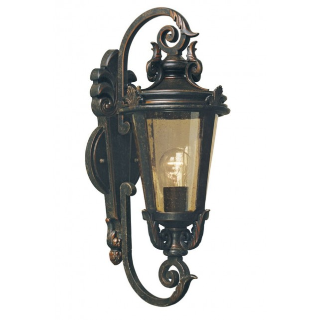 Elstead BT1/M Baltimore Wall Lantern Medium